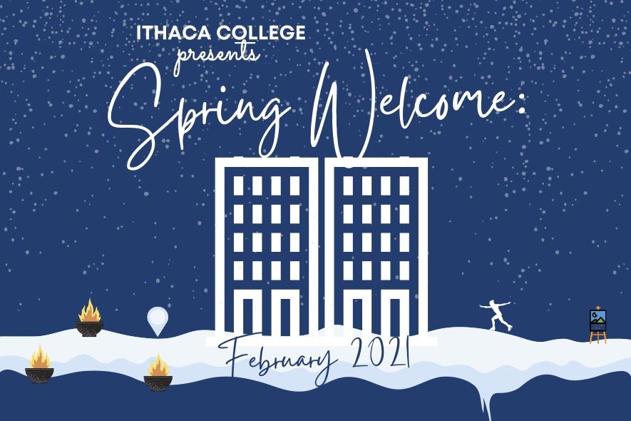 Photos of Ithaca Academic Calendar 2021