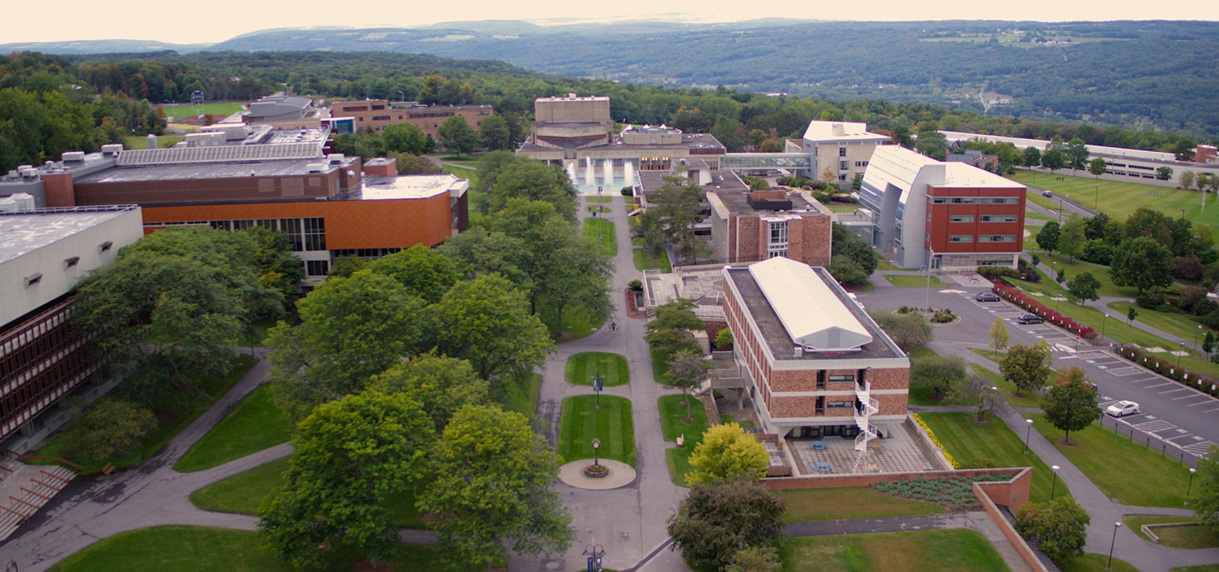 Armed robbery on Ithaca College campus on Thursday