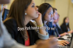 Does Park have a major for me?