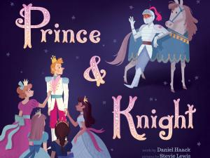 Cover Image for Prince & Knight