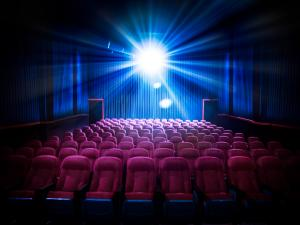 Shot of a movie theater. (Photo by Fer Gregory/Shutterstock)