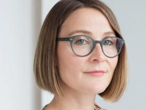 Headshot of associate professor Eleanor Henderson.