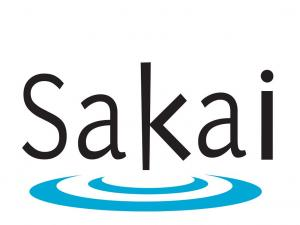 Sakai Learning Management System logo
