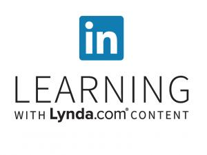 Linked in Learning logo