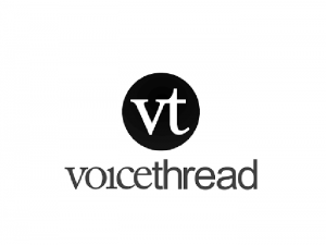Voice thread logo