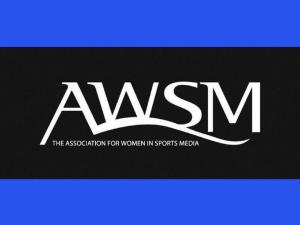 Assoc for Women in Sports Media logo