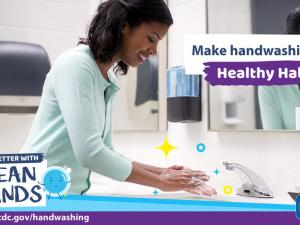 CDC Handwashing: Clean Hands Save Lives