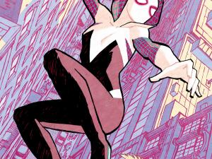 Spider Gwen comic cover