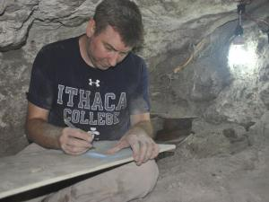 Assistant professor Thomas Garrison thought he knew ancient Mesoamerican life, that is, until LiDAR (light detection and ranging) showed that he'd only just scratched the surface.