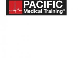 Pacific Medical Training with EKG image