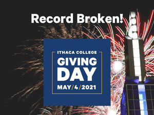 "image with ""Record Broken!"" over the top"