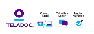contact teladoc, talk to a doctor, resolve your issue