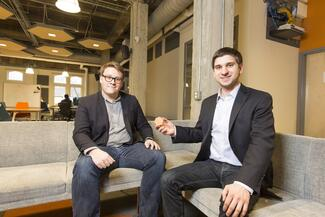 Push Interactive; Andrew Sowers and Austin Shoecraft CEO/Founder