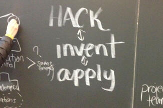 Hack, Invent, Apply