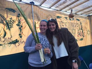 Sukkot Celebration With Hillel