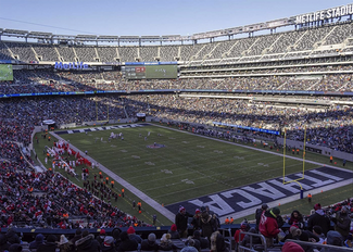 MetLife Stadium During Cortaca