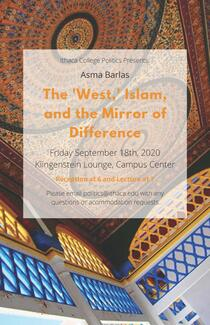 "The ""West,"" Islam, and the Mirror of Difference"