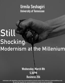 Visiting Scholar speaks on modernism