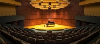 Ithaca College Concert Hall Photo
