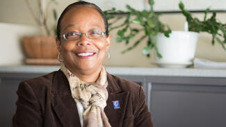Tanya Saunders, Assistant Provost, International Programs and Extended Studies