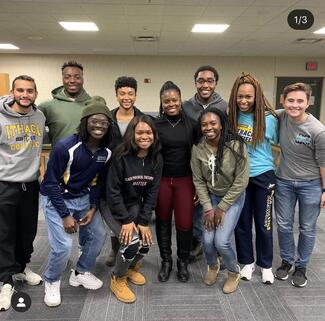 Ithaca College Physical Therapy Students of Color