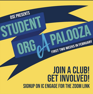 Org A Palooza Join A Club Get Involved