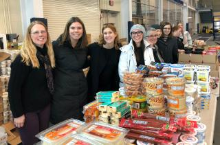 On Campus Food Pantry To Be Established At Ithaca College