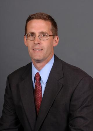 Headshot of Sean Reid, Dean of the School of Business at Ithaca College