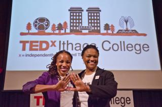 Ithaca College TEDx conference