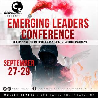 Emerging Leaders Conference Text