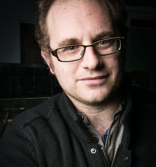 Jonathan Spector author photo