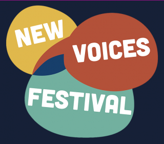 New Voices Festival logo