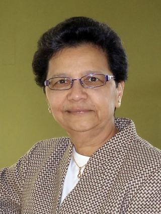 Headshot of Alka Bramhandkar, Interim Dean of the School of Business at Ithaca College
