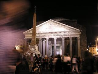 White Night in Rome