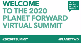 Planet Forward Virtual Summit