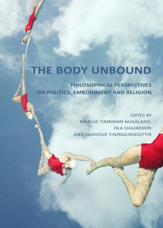 Book cover, The Body Unbound.