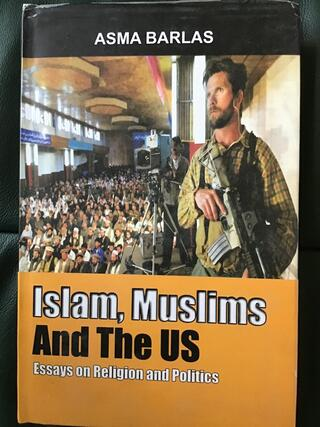 Cover of book on Islam, Muslims, Politics