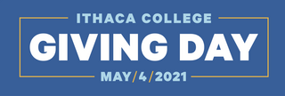 Ithaca College Giving Day Logo